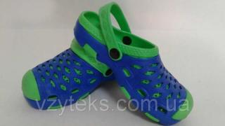 Baby crocs dvuhsvetny wholesale