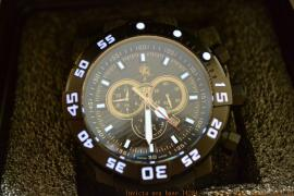 Часы Invicta Sea Base, Swiss Made Ronda 5050.E1 Quartz Chronogra