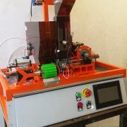 Cigarette making machine - Business. Tobacco. Hammering