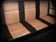Диван в мікроавтобус, диван-трансформер для мікроавтобуса для бу