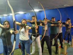 Лyчний тир - Archery Kiev, стpeльба з лyка в Києві