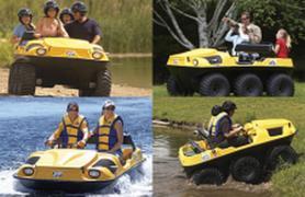 Multifunction all-terrain vehicles ARGO