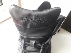 Очень крутые кроссовки Nautilus с металлическим носком-защитой