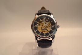 Omega Skeleton (Black Steel)