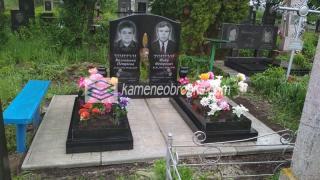 Памятники из гранита в Прилуках