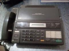 "phone-Fax ""Panasonik"" the KX-F 130"