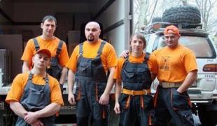 Послуги вантажників (муверів) Київ та Україна