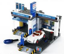 Продам дитячий набір - станція техобслуговування з автомийкою