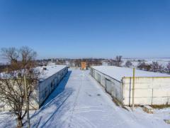 Продажа складов насыпных грузов в порту, Николаев