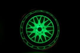 Профессиональная автокраска Нокстон светящаяся в темноте