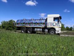 Производство автоцистерн, водовозов, рыбовозов, молоковозов и др
