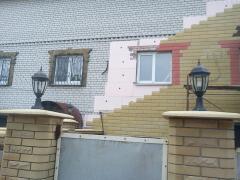 """Сайдинг бетонный фасадный декоративный Донрок. Акция """"Осень"""""""