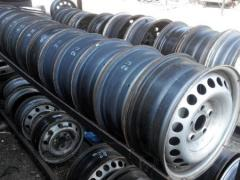 The wheel rims R16 volkswagen transporter 5