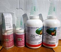 Титус 100 грм банки гербицид кукуруза, картофель, томат