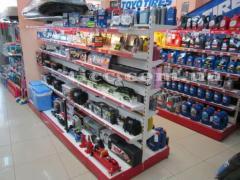 trade racks, store racks, trade furniture