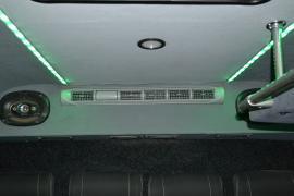 Tuning Internal Neoplan interior trim, minibus interior upholstery, fat repair