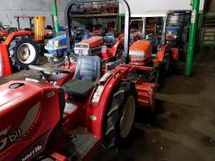 Универсальные б/у японские мини-тракторы купить, цена в Украине